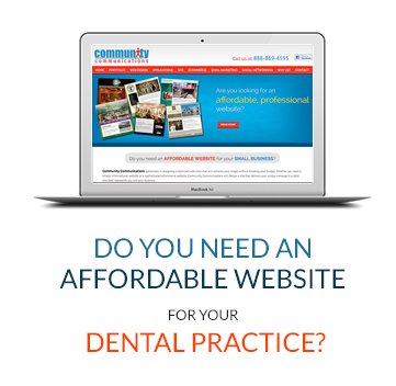 Do You Need An Affordable Website For Your Dental Practice?